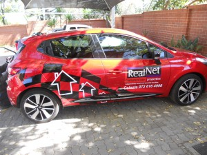 REALNET VEHICLE DECALS